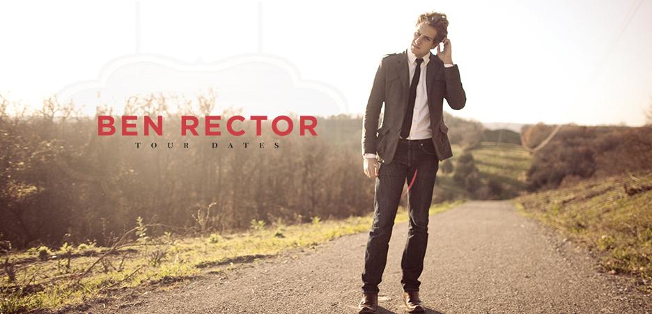 Ben Rector Tour